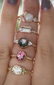 portland engagement rings wedding rings oregon sunstone engagement ring oregon sunstone