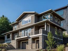 Walkout Basement Design Inspirational Prairie Style House Plans With Walkout Basement