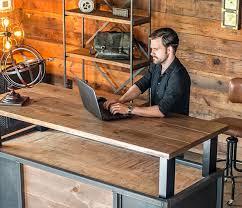 xdesk handcrafted power adjustable desks official site