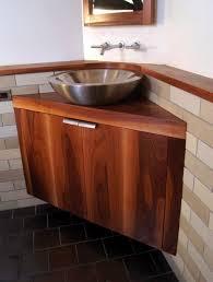 Handmade Bathroom Cabinets - bathroom cabinets simple corner bathroom handmade bathroom