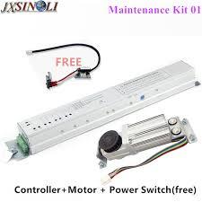 sliding door light switch automatic automatic sliding door maintenance kit including controller motor
