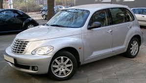 2004 chrysler pt cruiser information and photos zombiedrive