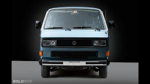 volkswagen vanagon blue volkswagen vanagon gl syncro