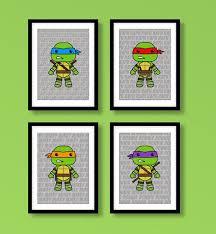 Ninja Turtle Bedroom The 25 Best Ninja Turtle Decorations Ideas On Pinterest Ninja