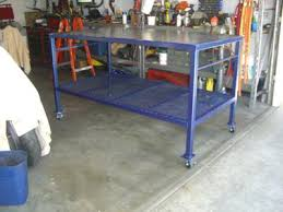 diy portable welding table welding table build