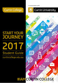 student guide curtin college 2017