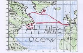 Vasco Da Gama Route Map by 09explorationperiod2 John Cabot