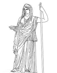 10 images of hera greek god coloring pages easy to draw hera