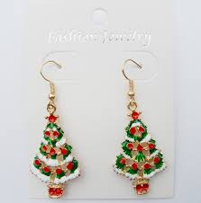 christmas earrings 2017 celebrating christmas new women s christmas earrings