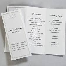 Programs For A Wedding Ceremony Wedding Ceremony Wedding Ceremony Accessories