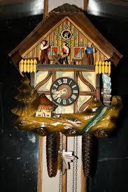 Modern Coo Coo Clock German Cuckoo Clock Collectors Weekly