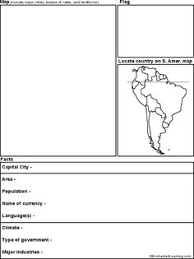 country report template middle school country report to be research report and template
