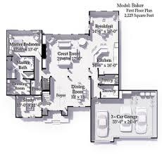 first floor master bedroom floor plans a lower level master floor plan for gahanna new albany dublin