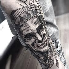 70 native american tattoo designs art and design