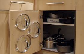 how to organize pots and pans in a cabinet how to organize pots and pans in your kitchen five spot