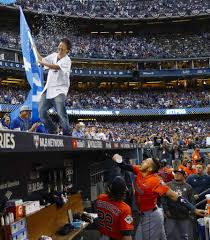 Top Flags Of The World Astros U0027 Carlos Correa Splashes Actor Ken Jeong With Water