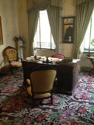Desk In Oval Office by Where Have We Been Nerd Trips