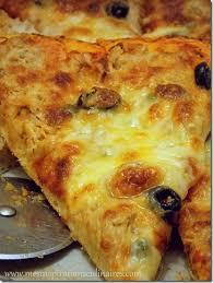 cuisiner simple et rapide pizza rapide et facile à la pâte magique 10 min عجين العشر دقائق