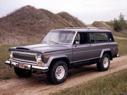 jeep wagoneer concept jeep history in the 1970s