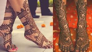 9 unique creative mehendi designs for that all brides can