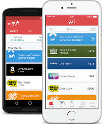 mobile gift cards gyft buy send redeem gift cards online or with mobile app