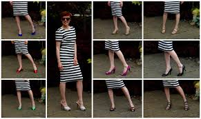 Colors That Go With Black And White by What Colour Shoes With A Black U0026 White Dress Fake Fabulous