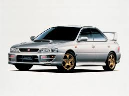 toyota subaru 1998 1998 subaru impreza wrx sti version v subaru supercars net