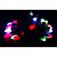 35 meters in feet 3 5 meters 11 feet 28 bulbs rgb glow petal shape diwali xmas led