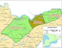 Map Of Ottawa Canada by Map Greater Ottawa Jpg