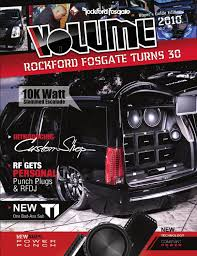 volume 2010 by rockford fosgate issuu