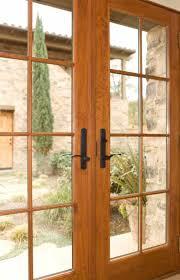Wood Patio Door Stylish Wood Patio Doors In Exterior Remodel Inspiration Wooden