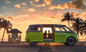 volkswagen gives green light to i d buzz microbus production