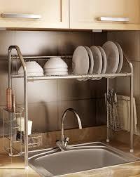 kitchen sink cabinet sponge holder sink organizers kitchen sink organizing products