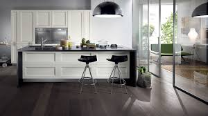 mesmerizing kitchen design with minimalist white wooden kitchen