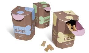 milk bone packaging on behance