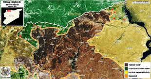 Show Me A Map Of Syria by Moa The Turkish Invasion Of Syria As Path To
