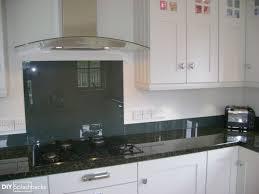 kitchen glass splashback ideas glass upstands ideas