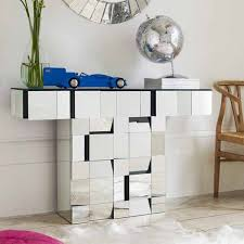 mirrored console table for sale mirrored console table and coffee table designs stretching small