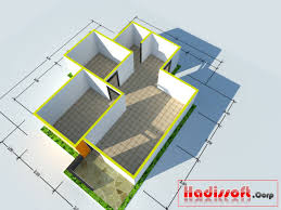 sketchup for floor plans 3d floor plan 3d cad model library grabcad