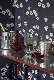 Powder Room Wallpaper Ideas 16 Best Wallpaper Images On Pinterest Nina Campbell Luxury