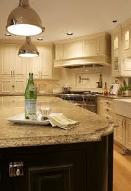 White Cabinets With Grey Quartz Countertops Kitchen Among Glossy Faucet Also Grey Quartz Countertops On The