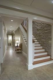 finishes are the difference between your basement being a dark