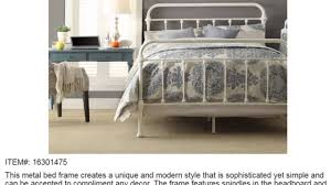 Inspire Q Beds by Buy Cheap Inspire Q Giselle Antique White Graceful Lines Victorian