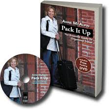 pack it up travel smart pack light anne mcalpin 9780962726330