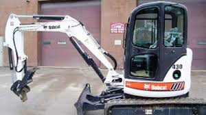 bobcat 430 compact excavator service repair manual s n 562911001