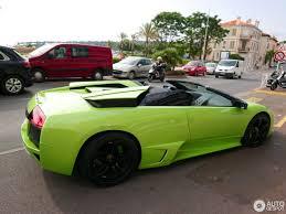 Lamborghini Murcielago Green - lamborghini murciélago lp640 roadster 11 november 2016 autogespot