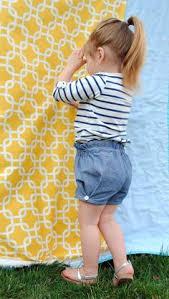 paper bag toddler shorts pattern ruched shorts girls shorts girls bubble shorts bubble shorts