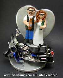 harley cake topper rider s wedding cake topper