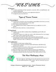 Template For A Good Resume Examples Of Resumes 79 Astounding Example A Good Resume For