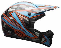 motocross helmet with visor bell sx 1 helmet off road dirt bike mx motocross dot ebay